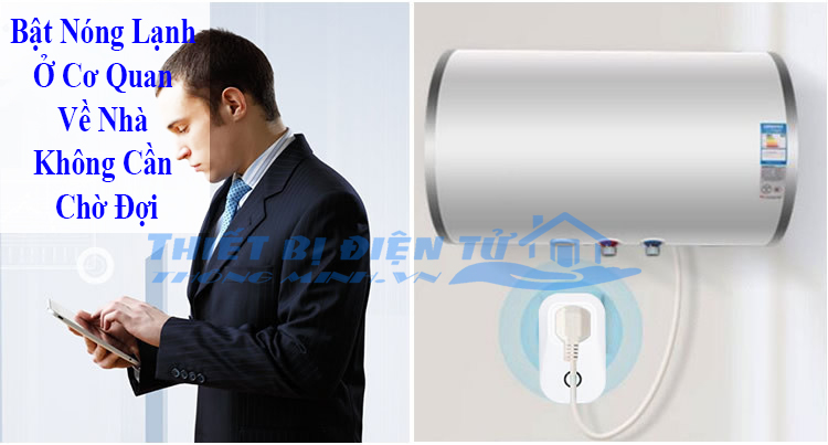 thiết bị điện thông minh