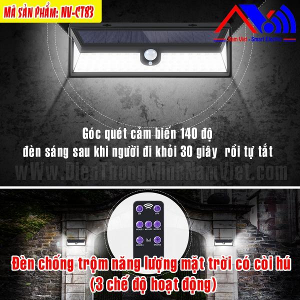 đèn chống trộm